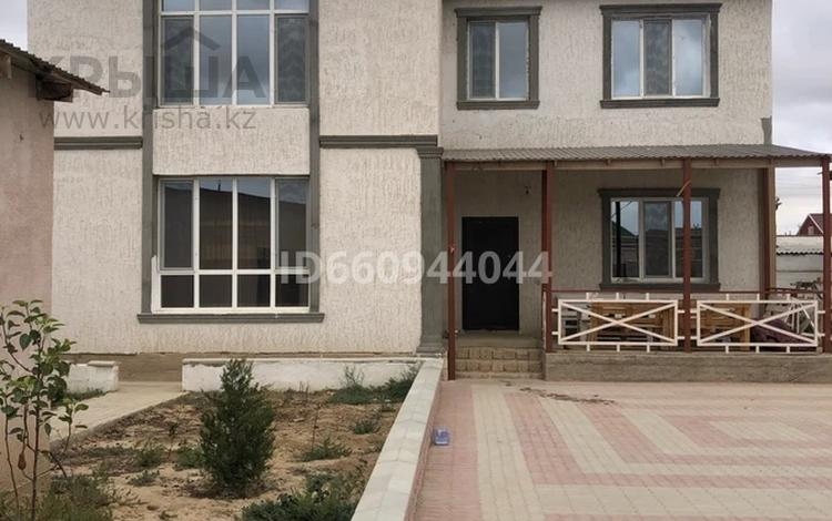 6-комнатный дом посуточно, 200 м², 6 сот., Баскудук 1007 — Бастау за 40 000 〒 в Актау