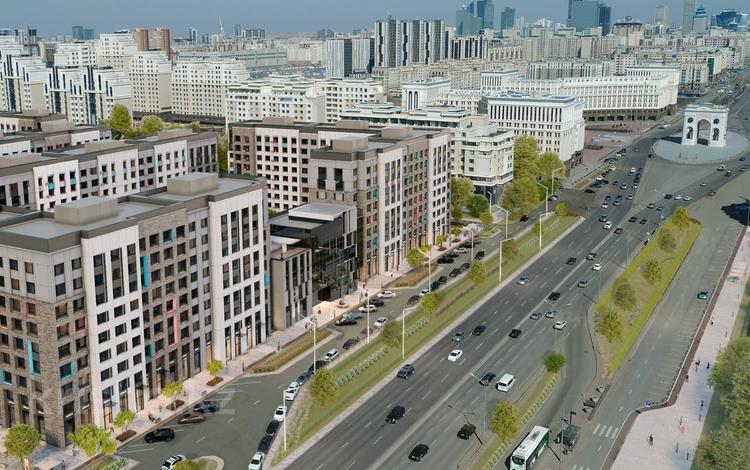 4-комнатная квартира, 116.94 м², проспект Мангилик Ел участок 41 за ~ 41.5 млн 〒 в Нур-Султане (Астана)
