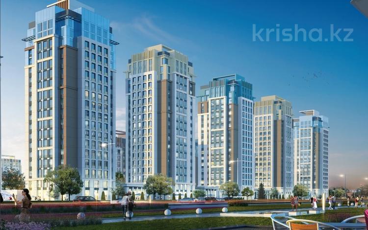 4-комнатная квартира, 119.11 м², 14/14 этаж, Улы Дала 5/1 за ~ 43.9 млн 〒 в Нур-Султане (Астана), Есиль р-н