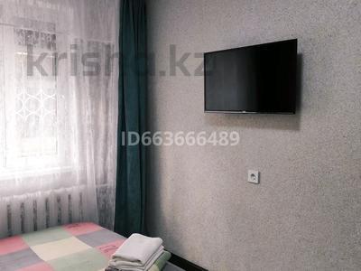 1-комнатная квартира, 18 м², 1/4 этаж посуточно, мкр №5, Алтынсарина 21 — Абая за 9 000 〒 в Алматы, Ауэзовский р-н