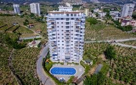 4-комнатная квартира, 152.1 м², 12/13 этаж, Alanya, Mersin-Antalya Yolu 179 за 84 млн 〒 в