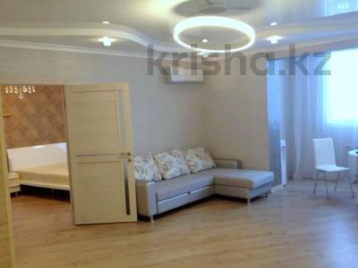 2-комнатная квартира, 90 м², 17/18 этаж помесячно, Розбакиева 289 за 230 000 〒 в Алматы — фото 4