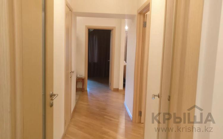 3-комнатная квартира, 90 м², 3/4 этаж, Пушкина — Богенбай батыра за 52 млн 〒 в Алматы, Медеуский р-н