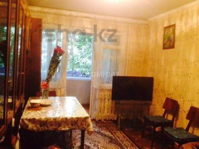 2-комнатная квартира, 43 м², 1/4 этаж, мкр №1 24 за 13.5 млн 〒 в Алматы, Ауэзовский р-н