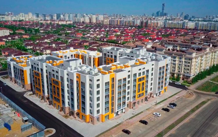 1-комнатная квартира, 46.51 м², 4/6 этаж, 38-я 21/1 за ~ 17.8 млн 〒 в Нур-Султане (Астана), Есиль р-н