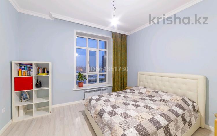 3-комнатная квартира, 81 м², 3/10 этаж, Алихана Бокейханова 11 за 39 млн 〒 в Нур-Султане (Астана), Есиль р-н