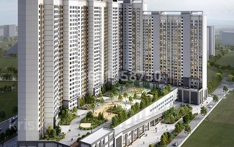 3-комнатная квартира, 77.61 м², 8/26 этаж, Шамши Калдаякова, 1/2-1/4 за 37.5 млн 〒 в Нур-Султане (Астана)