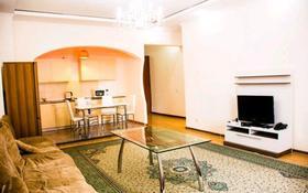 3-комнатная квартира, 100 м², 7/20 этаж посуточно, проспект Республики 40 — Кенесары за 15 000 〒 в Нур-Султане (Астана), Алматы р-н