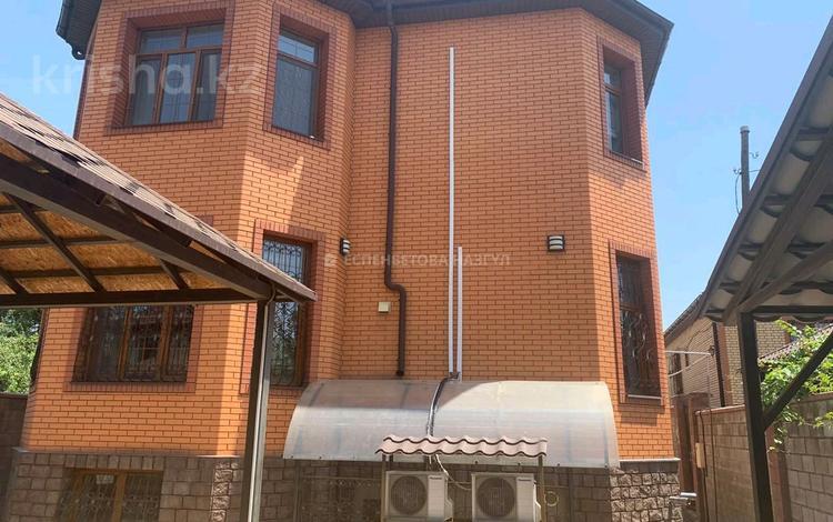 6-комнатный дом, 350 м², 8 сот., улица Бердигулова за 113.1 млн 〒 в Алматы, Алатауский р-н