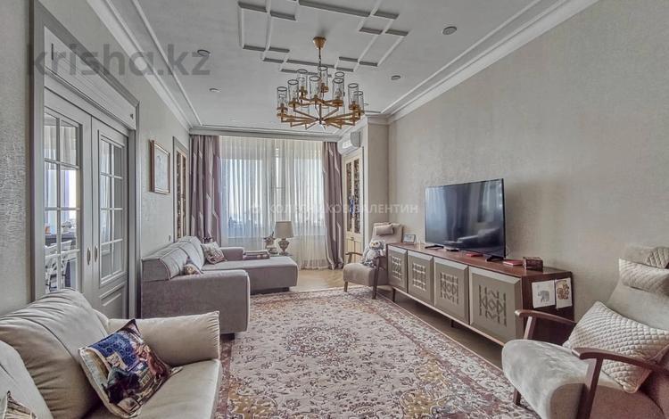 3-комнатная квартира, 105 м², 5/6 этаж, мкр Ерменсай, 6-й переулок 25/1 — Арайлы за 88 млн 〒 в Алматы, Бостандыкский р-н