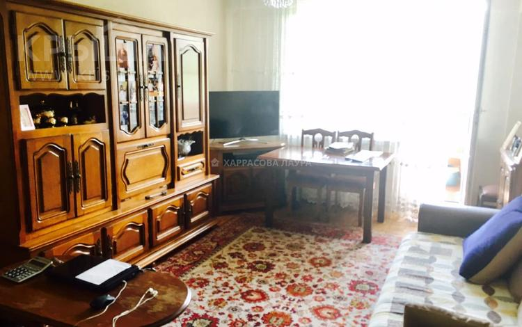 3-комнатная квартира, 59 м², 4/4 этаж, мкр №3, Мкр №3 1 за 16.3 млн 〒 в Алматы, Ауэзовский р-н