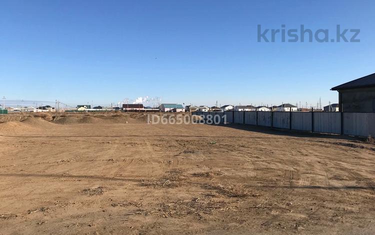 Участок 10 соток, пгт Балыкши, Кок арна за 8 млн 〒 в Атырау, пгт Балыкши