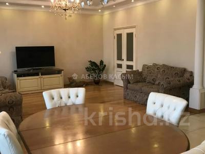 4-комнатная квартира, 140 м², 18/20 этаж, Курмангазы за 100 млн 〒 в Алматы, Алмалинский р-н