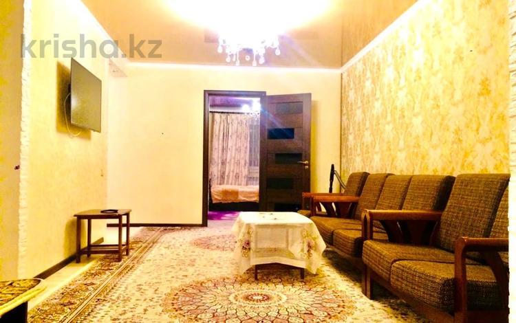 2-комнатная квартира, 60 м², 3/4 этаж помесячно, улица Момышулы за 130 000 〒 в Шымкенте, Аль-Фарабийский р-н