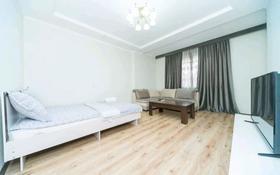 1-комнатная квартира, 50 м², 3/10 этаж посуточно, Байшева 7А/4 за 9 500 〒 в Актобе, мкр 8