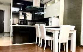 2-комнатная квартира, 84 м², 8/20 этаж помесячно, Байтурсынова 5 за 230 000 〒 в Нур-Султане (Астана), Алматы р-н