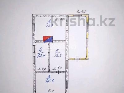 3-комнатный дом, 55 м², 50 сот., Алматинская улица за ~ 1.8 млн 〒 в Кокшетау — фото 5