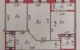 2-комнатная квартира, 66 м², 8/9 этаж, проспект Мангилик Ел 35 за 33 млн 〒 в Нур-Султане (Астана)