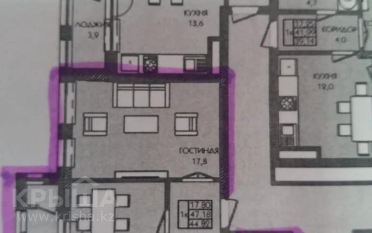 1-комнатная квартира, 44 м², 3/9 этаж, Туркестан за 15.5 млн 〒 в Нур-Султане (Астана), Есиль р-н