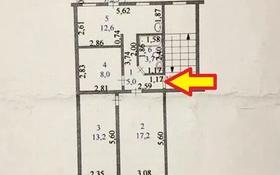 3-комнатная квартира, 61 м², 5/5 этаж, Сейфуллина 14 за 13.7 млн 〒 в Щучинске