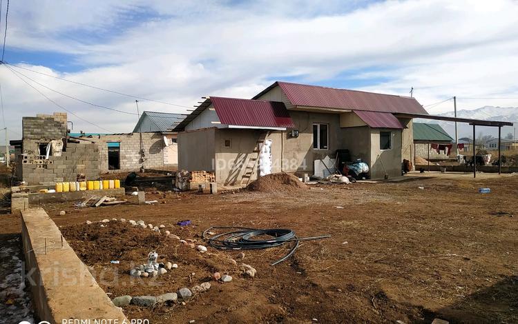 2-комнатный дом, 50 м², 10 сот., Новостройка за 6 млн 〒 в в селе Шамалган