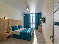 1-комнатная квартира, 50 м², 3/5 этаж посуточно, Батыс 2 308 за 10 000 〒 в Актобе