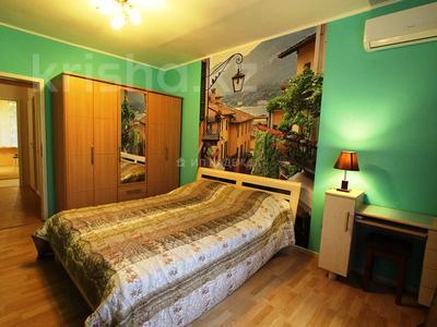 2-комнатная квартира, 52 м², 2/4 этаж посуточно, Жамбыла 105 — Байтурсынова за 13 000 〒 в Алматы, Алмалинский р-н