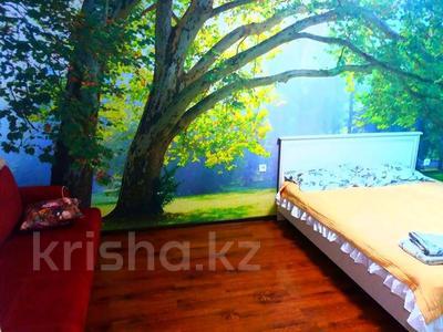 1-комнатная квартира, 43 м², 3/4 этаж посуточно, Гали Орманова — Толебаева за 7 000 〒 в Талдыкоргане