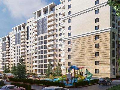 2-комнатная квартира, 48.1 м², Толе би — Гагарина за ~ 19.9 млн 〒 в Алматы, Бостандыкский р-н