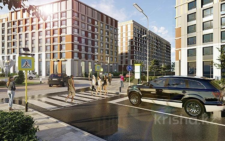 2-комнатная квартира, 66.82 м², 38-я улица за ~ 21.5 млн 〒 в Нур-Султане (Астана), Есиль р-н
