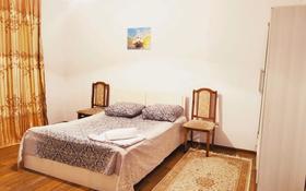 2-комнатная квартира, 85 м², 1/16 этаж посуточно, Толе би 273/6 за 9 000 〒 в Алматы, Алмалинский р-н