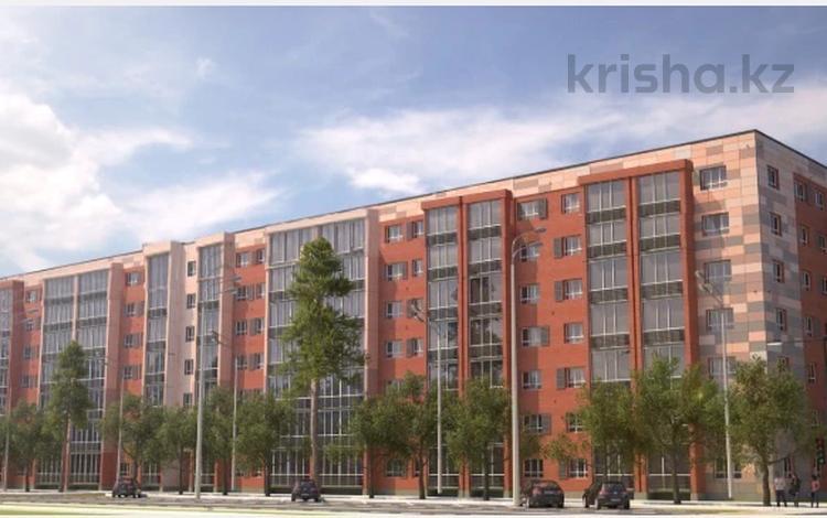 1-комнатная квартира, 42.2 м², 3/7 этаж, Мустафы Шокая 49 за ~ 7.2 млн 〒 в Актобе, мкр. Батыс-2