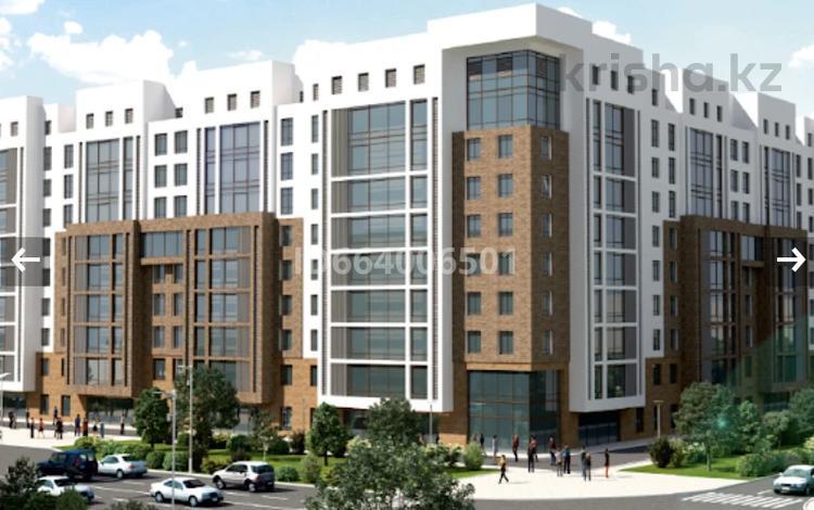 3-комнатная квартира, 154.5 м², 6/9 этаж, Нажимеденова — Пересечение А85,А86 за 35 млн 〒 в Нур-Султане (Астана)