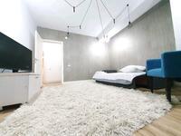 1-комнатная квартира, 40 м², 4/8 этаж посуточно, Абая 130 — Розыбакиева за 12 000 〒 в Алматы