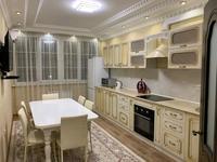 4-комнатная квартира, 120 м², 4/20 этаж посуточно, Сатпаева 90/20 за 30 000 〒 в Алматы, Бостандыкский р-н
