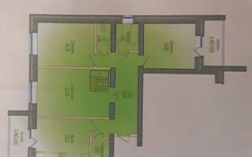 3-комнатная квартира, 107 м², 5/10 этаж, проспект Нурсултана Назарбаева 100 — Капцевича за 30 млн 〒 в Кокшетау