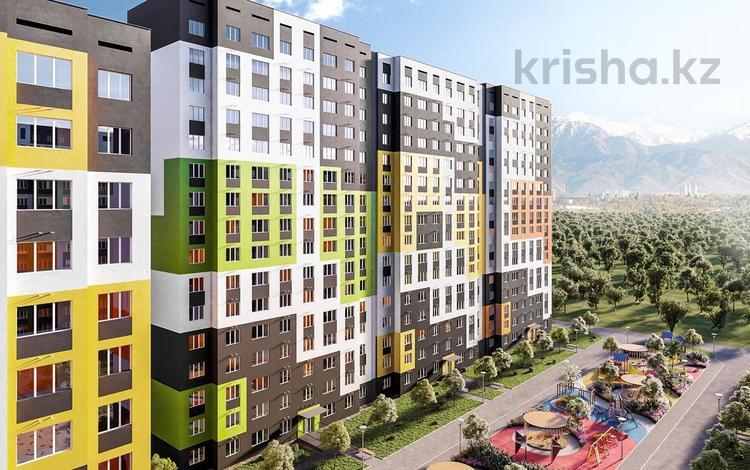 3-комнатная квартира, 81 м², ул. Абишева 3 за ~ 40.4 млн 〒 в Алматы, Наурызбайский р-н