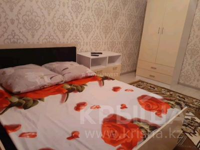 1-комнатная квартира, 32 м², 4/4 этаж посуточно, Бейбитшылык 2 за 7 000 〒 в Шымкенте, Аль-Фарабийский р-н