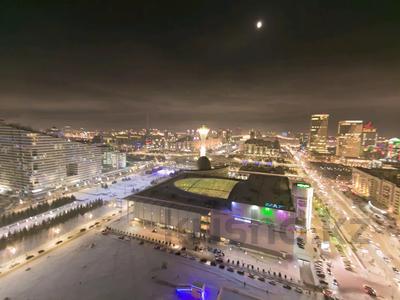 3-комнатная квартира, 145 м², 26/37 этаж посуточно, Достык 5 — Акмешет за 15 000 〒 в Нур-Султане (Астана), Есиль р-н — фото 3