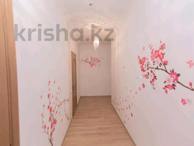 3-комнатная квартира, 145 м², 26/37 этаж посуточно, Достык 5 — Акмешет за 15 000 〒 в Нур-Султане (Астана), Есиль р-н
