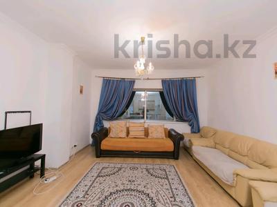 3-комнатная квартира, 145 м², 26/37 этаж посуточно, Достык 5 — Акмешет за 15 000 〒 в Нур-Султане (Астана), Есиль р-н — фото 4