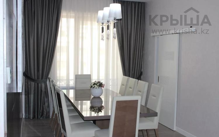 3-комнатная квартира, 135 м², 9/12 этаж, Ходжанова 92 за 120 млн 〒 в Алматы, Бостандыкский р-н