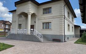 8-комнатный дом, 730 м², 13 сот., Нажимеденова 8 — А23-я ул за 500 млн 〒 в Нур-Султане (Астана), Алматы р-н