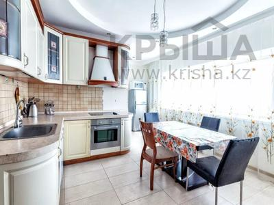 3-комнатная квартира, 150 м², 17/44 этаж посуточно, Достык 5 — Сауран за 15 000 〒 в Нур-Султане (Астана), Есиль р-н