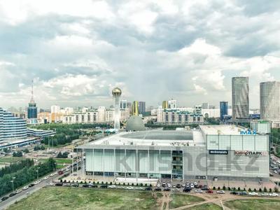 3-комнатная квартира, 150 м², 17/44 этаж посуточно, Достык 5 — Сауран за 15 000 〒 в Нур-Султане (Астана), Есиль р-н — фото 13