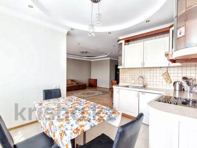 3-комнатная квартира, 150 м², 17/44 этаж посуточно, Достык 5 — Сауран за 15 000 〒 в Нур-Султане (Астана), Есиль р-н — фото 2