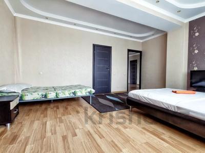3-комнатная квартира, 150 м², 17/44 этаж посуточно, Достык 5 — Сауран за 15 000 〒 в Нур-Султане (Астана), Есиль р-н — фото 8