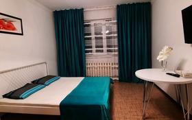 1-комнатная квартира, 41 м², 12/18 этаж посуточно, Сарайшык 5/1 — Акмешит за 6 900 〒 в Нур-Султане (Астана), Есиль р-н