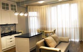 2-комнатная квартира, 70 м² помесячно, мкр Самал-3, Кажымукана 59 — Назарбаева за 400 000 〒 в Алматы, Медеуский р-н