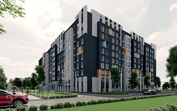 4-комнатная квартира, 112 м², Коргалжынское шоссе 17 — Айтматова за ~ 30.7 млн 〒 в Нур-Султане (Астана), Есиль р-н